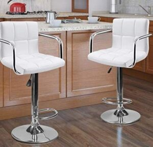 best adjustable bar stools with arm support