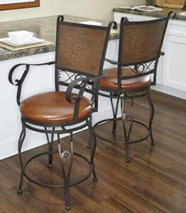 modern bar stool armed big and tall