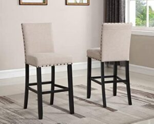 fabric cover bar stool guide
