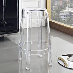 best selling counter height acrylic bar stool