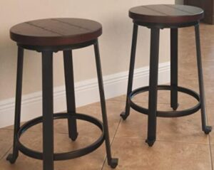 ashley furniture counter height bar stools