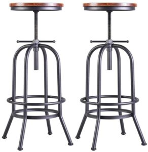 Wooden Bar Stools For Outside