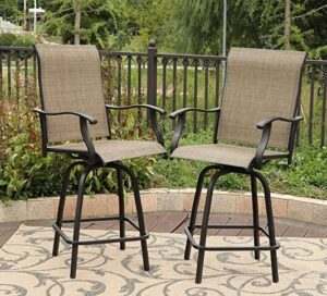 All Weather Outdoor Bar Stools