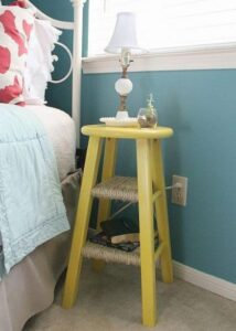 tips on repurposing barstools