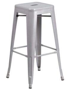 aluminium bar stools for sale