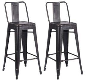 outdoor aluminium bar stools