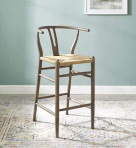 customizable amish bar stools
