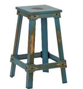 antique wood bar stools for sale
