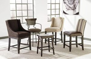 ashley signature bar stools