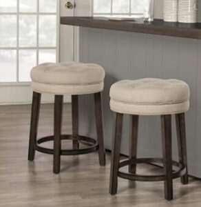leather counter chairs