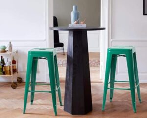 bar stool height and style