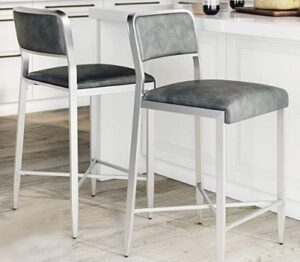 guide to fix leather bar stools