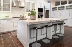 modern home aluminum bar stools