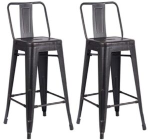 bar stools with back