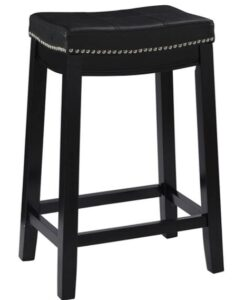 26 inch counter height backless bar stools