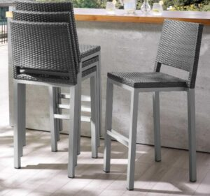 aluminum bar stools for sale