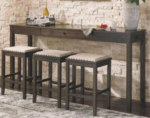 home kitchen ashley furniture bar stools