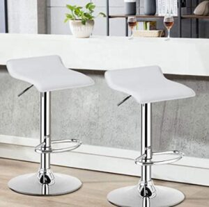 adjustable swivel bar stools