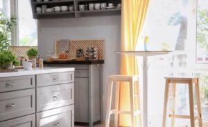 backless kitchen stools