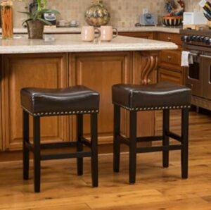 kitchen backless stools