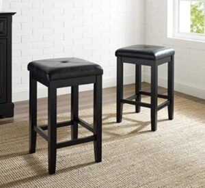 sturdy wooden bar stools