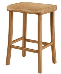 high end bamboo counter stools