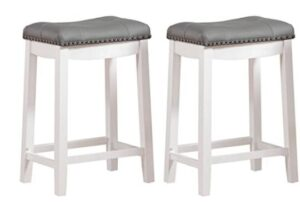 leather top kitchen bar stools