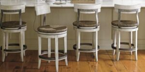 how to choose bar stool depth