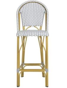 bamboo bar stools for indoor outdoor use