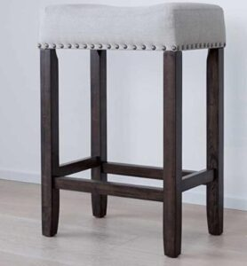 backless counter bar stools
