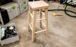 how to diy bar stools