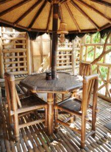 maintenance of bamboo bar stools