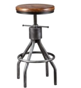 round bar stools in cheap price