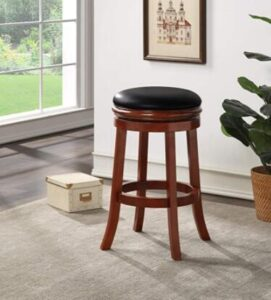 round swivel bar stools
