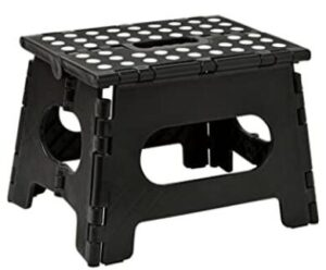 kids folding step stool