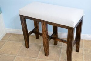 bar stools for bench