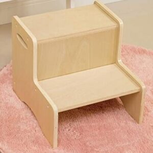 potty training step stool with handles