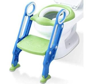 potty chair with step stool