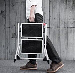 9 inch folding step stool