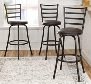 bronze counter stools for counter tables