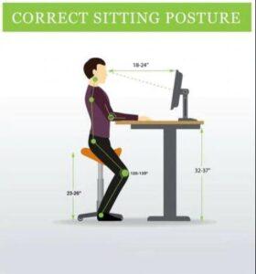 how to sit on saddle bar stools