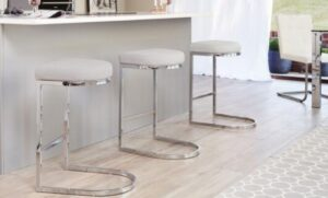 reviews of chrome bar stools