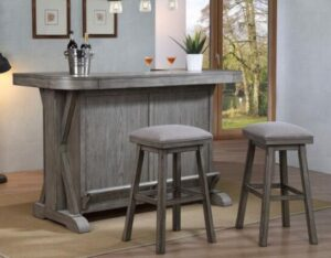guides of bar saddle stools