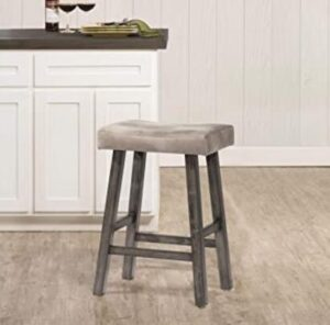 extra tall saddle bar stools