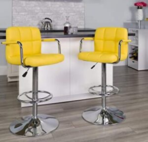mid back adjustable bar stools