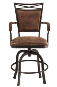 swivel bronze bar stools