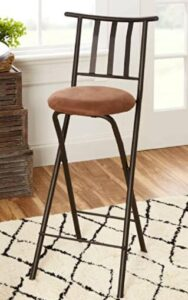 high bronze bar stools for tall people