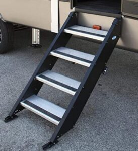 adjustable step stools for rv