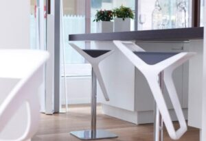 bar height contemporary bar stools