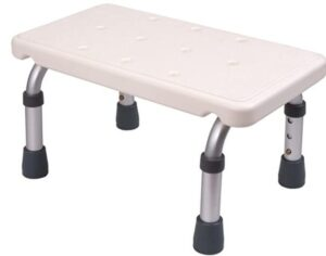 adjustable height step stools